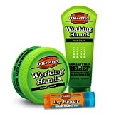 working O'Keeffe's Working Hands & Lip Repair Variety Pack