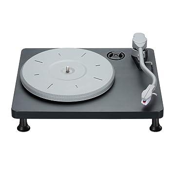 YTBLF Tocadiscos Grabador Giratorio de Vinilo fonógrafo ...