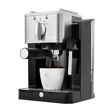 HEYU-Cafetera Cafetera Espresso semiautomática Retro ...