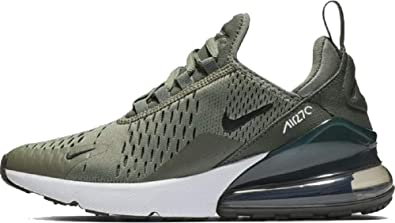 Nike Nike Air Max 270 Big Kids' Running - vintage lichen ...