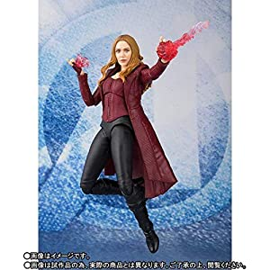 510kdYm6J5L. SS300 Bandai Hobby S.H.Figuarts Scarlet Witch (Avengers/Infinity War)