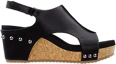 Corkys Women's Carley Wedge Sandal