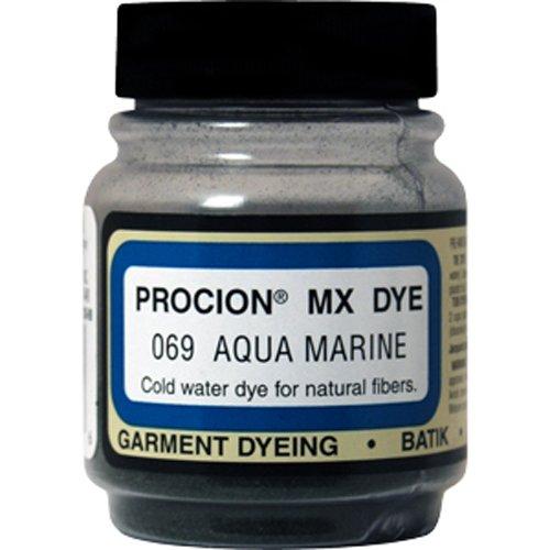 (Jacquard Procion MX Dye 2/3 Ounce-Aqua Marine)