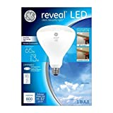 GE Reveal 65 W Equivalent Dimmable Color-enhancing Br40 LED Flood Light Bulb