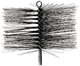 6x10 chimney brush - Rutland 36531 Rectangular Wire Chimney Sweep Brush, 10 by 6-Inch
