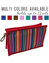 EssentialOilsandCo. Large Essential Oil Bag - Protects...