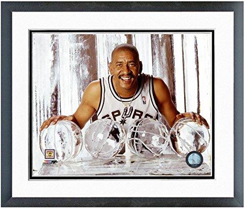 George Gervin San Antonio Spurs NBA Action Photo (Size: 12.5