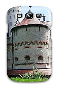 High-quality Durability Case For Galaxy S3(castle)
