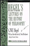 img - for Hegel's Lectures on the History of Philosophy (Humanities Paperback Library) book / textbook / text book