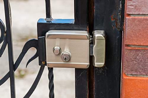 Electric Gate Lock Ati 01x Securely Buzz Visitors In Or