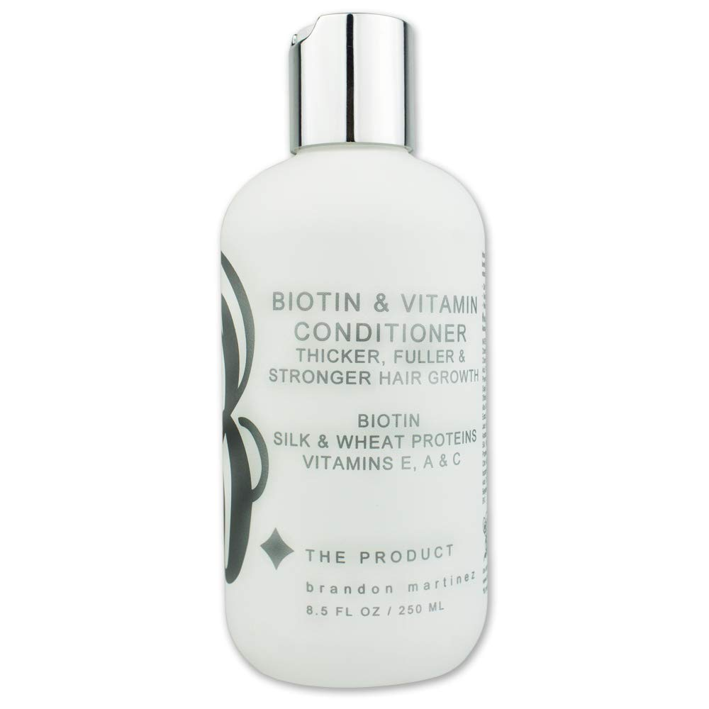 Biotin Vitamin Hair Growth Conditioner-(High Potency) Biotin Conditioner For Fastest Hair Growth, Anti Hair Loss Conditioner, Vitamins E, A, And C, B. THE PRODUCT by B. The Product