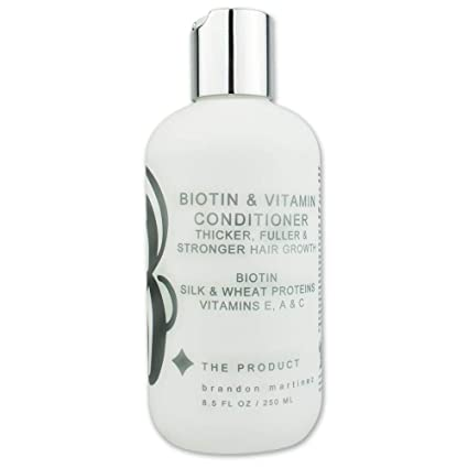 Acondicionador Biotin Vitamin Hair Growth- (Alta Potencia) Acondicionador Biotin para el crecimiento de