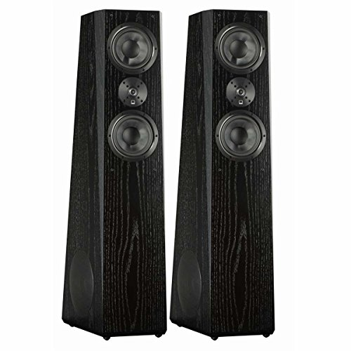 2. SVS Ultra 3-Way Loudspeaker (Black Oak Pair)