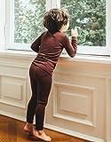 VAENAIT BABY Kids Long Sleeve Modal Sleepwear Pjs