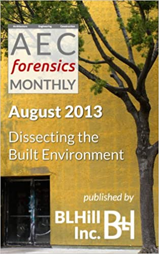 AEC Forensics Monthly - August 2013
