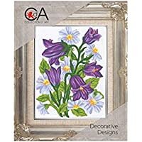 Collection D'Art - Kit de Tapiz de Flores