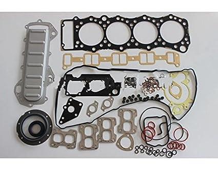 Amazon com: GOWE full gasket set For Mitsubishi engine parts