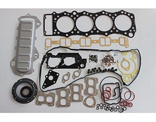 GOWE full gasket set For Mitsubishi engine parts 4M50 full gasket set with Cylinder head gasket - Mitsubishi Cylinder Head