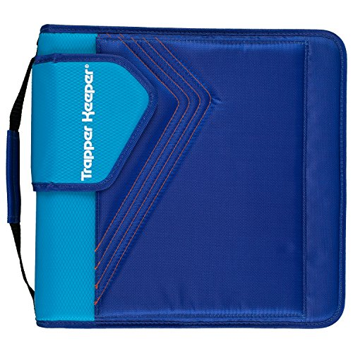 mead-trapper-keeper-zipper-3-ring-binder-3-bonus-snapper-trapper-dividers-color-selected-for-you-may