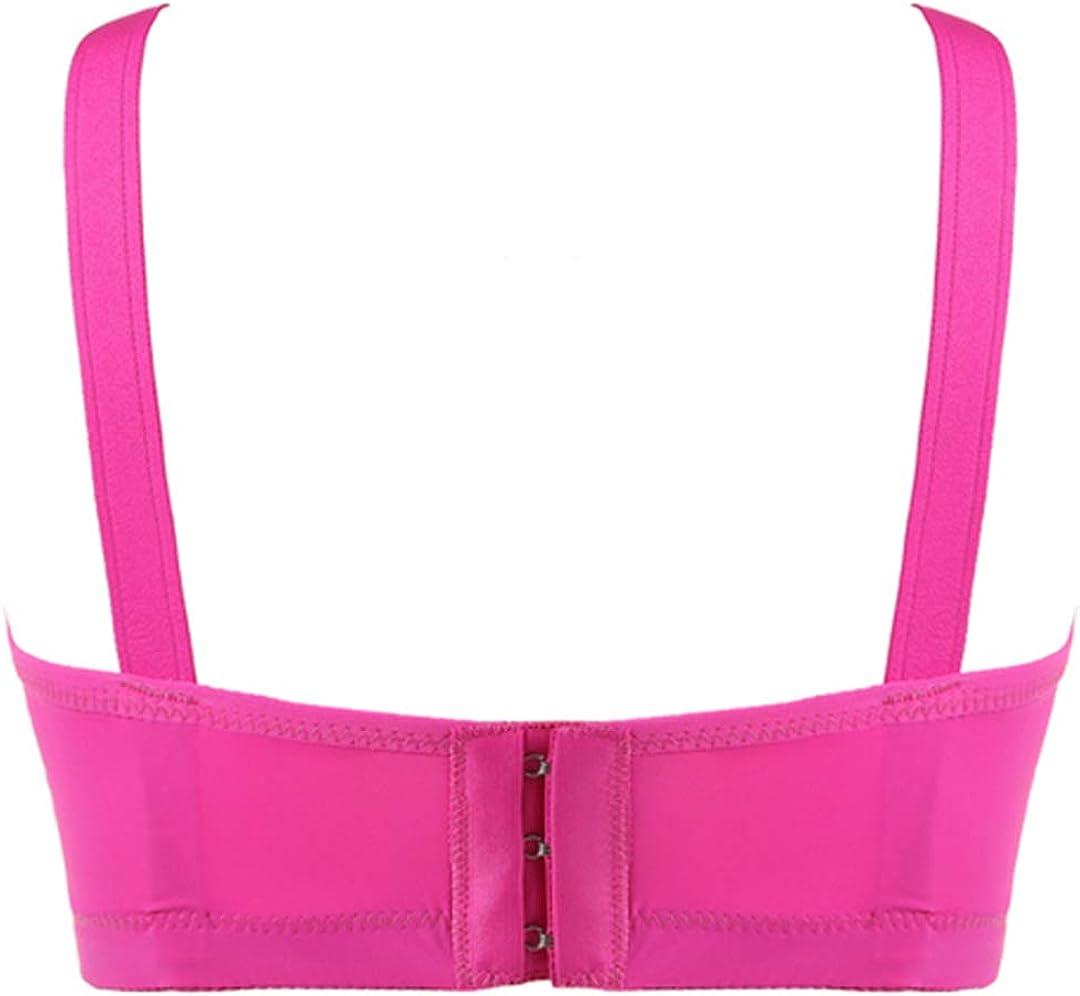 underwear No Rims Bras Women Size 95 42 BCD Thin Wireless Bra Push Up Full Cup Womens Lingeries Purple D 38