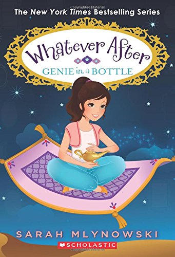 Genie in a Bottle (Whatever After #9) ebook