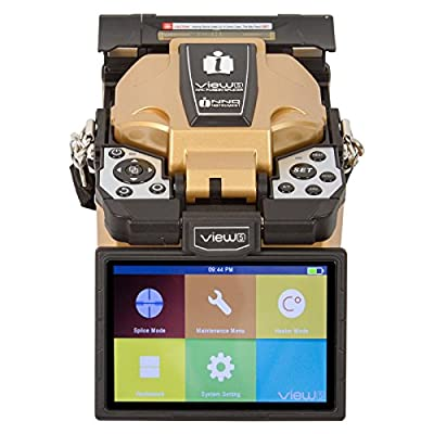 INNO Instrument View 5 Fiber Optic Fusion Splicer for SM, MM, DS, NZDS