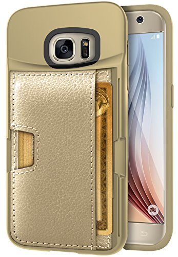 Galaxy S7 Wallet Case ProtectiveKickstand product image