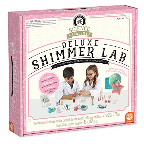 (MindWare Science Academy (Shimmer Lab Deluxe))