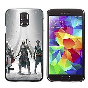 Stuss Case / Funda Carcasa protectora - Assassins Gathering - Samsung Galaxy S5