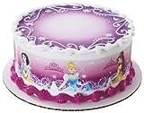 Disney Princess Edible Cake Border Decoration