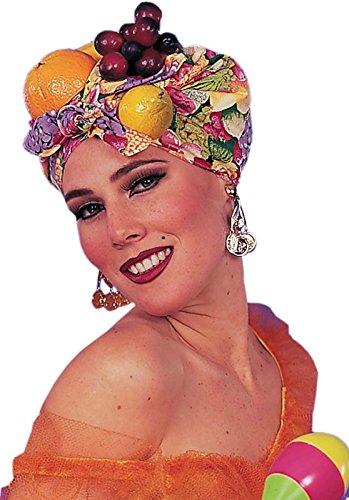 Miranda Costumes (Carmen Miranda Fruit Headpiece)