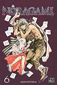 "Afficher ""Noragami n° 6"""