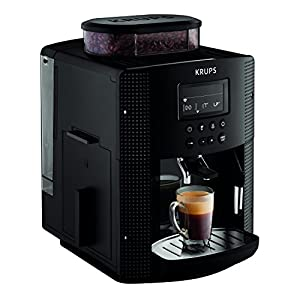 krups ea81 pisa fully automatic espresso machine kitchen dining. Black Bedroom Furniture Sets. Home Design Ideas