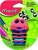 Maped Croc Croc Sharpener, Assorted Colors (001700ST)