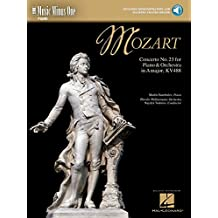 Mozart - Concerto No. 23 in A Major, KV488: Music Minus One Piano