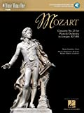 Mozart - Concerto No. 23 in A Major, KV488: Music Minus One Piano (Music Minus One (Numbered))