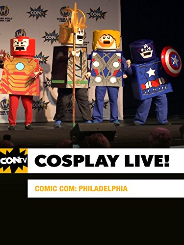 Cospl (Comic Con Costumes Contest)