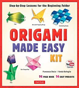 Origami Made Easy Ebook Step By Step Lessons For The Beginning