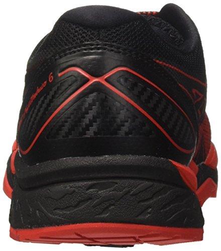 black Running Chaussures Asics fiery black 9023 Homme De 6 fujitrabuco Gel Red Noir qawwxAUP