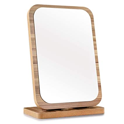 G103 Free Standing Acrylic Counter Safety Mirror