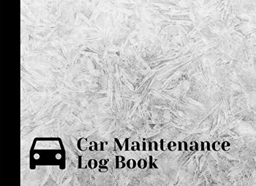 Automotive Maintenance Log Book