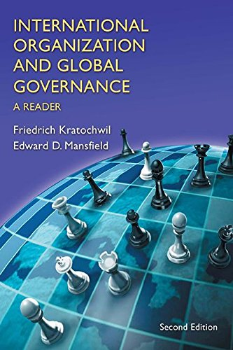 International Organization and Global Governance: A Reader (2nd Edition)