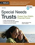 Special Needs Trusts, Attorney Stephen Elias and Kevin Urbatsch, 1413318150