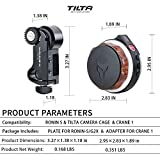 Tiltamax Nucleus-Nano: Wireless Lens Control System