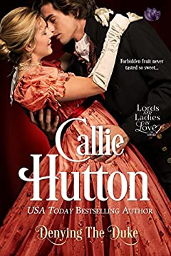 Denying the Duke (Lords & Ladies in Love)