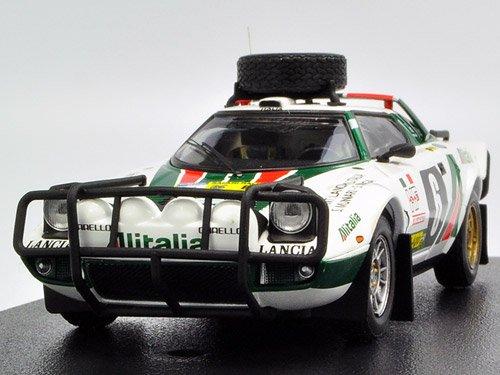 1/43 Lancia Stratos HF (#6) 1976 Safari