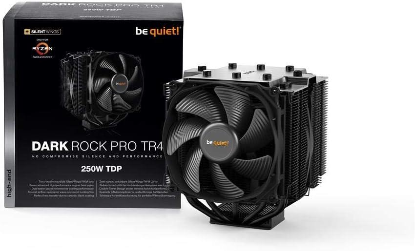 be quiet! Dark Rock Pro TR4 Procesador Enfriador - Ventilador de ...