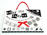 Baby Shapes 4 Books and Mobile Set