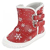 Toddler Snow Boots For Boys & Girls Baby Christmas Shoes