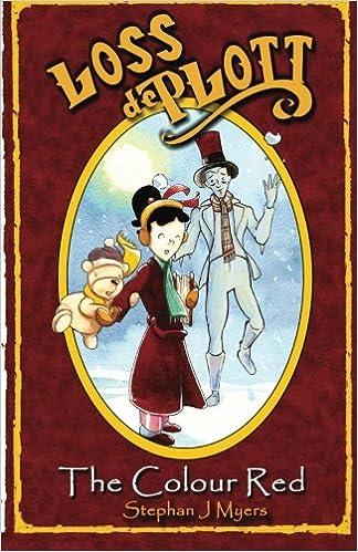 Loss De Plott & The Colour Red: A children's Christmas story